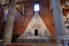 Canova Monument, Frari Church, Venice