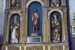 Donatello's St. John the Baptist, Frari Church, Venice