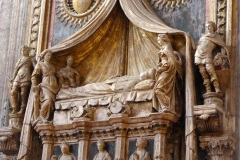 Tomb of Doge Francesco Foscari, Frari Church, Venice