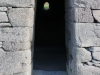 Entry into Gallarus Oratory, Dingle Peninsula, Ireland
