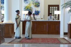 Lobby, Galle Face Hotel