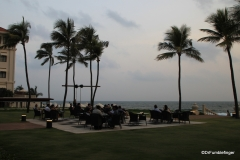 Courtyard, Galle Face Hotel