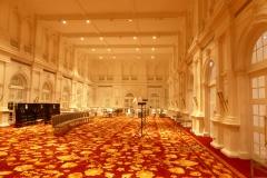 Galle Face Hotel ballroom