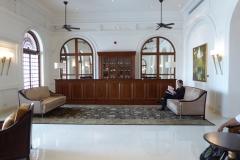 Galle Face Hotel tea room
