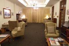 Galle Face Hotel Library