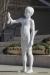 Statue in Arrival Plaza