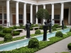Inner Peristyle, Getty Villa.