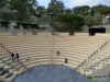 Barbara and Lawrence Fleischman Theater, Getty Villa. A Roman era style amphitheater
