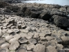 Walking on the Giant's Causeway
