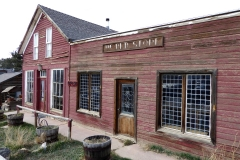 The Red Store, Gold Hill, Colorado