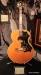 Elvis' custom Gibson guitar