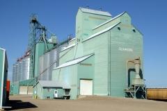 Grain elevator hybrid, Dunmore, Alberta