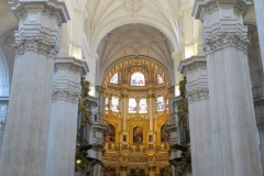 Interior, Granada Cathedral