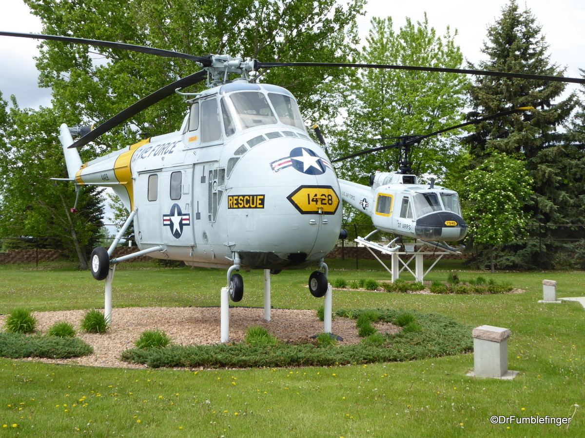 Grand Forks Air Force Base Chickasaw