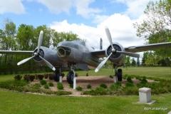 Grand Forks Air Force Base A26C Invader