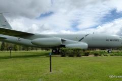 Grand Forks Air Force Base Boeing KC-135A Stratotanker