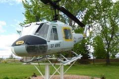 Grand Forks Air Force Base Huey