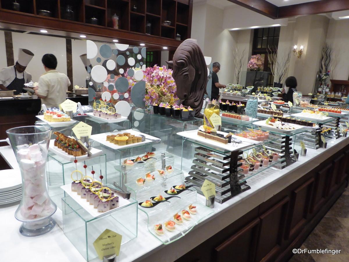 Restaurant,, Grand Hotel, Nuwara Eliya