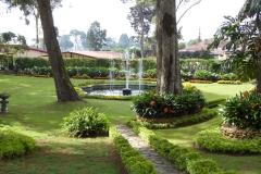 Gardens, Grand Hotel, Nuwara Eliya