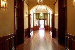 Hallway, Grand Hotel, Nuwara Eliya