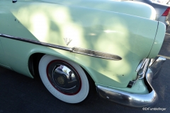 Early 1950s Ford Sunliner, Spokane