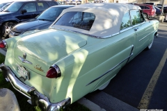 Early 1950s Ford Sunliner, Spokane