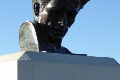 James Dean bust, Griffith Observatory