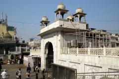 Main enterance, Gurdwara Sis Ganj Sahib, Delhi