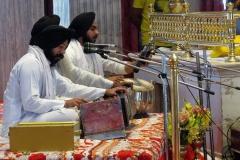 Worship Hall, Gurdwara Sis Ganj Sahib, Delhi