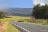 Upcountry Maui, road to Haleakala