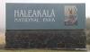 Entrance to Haleakala National Park