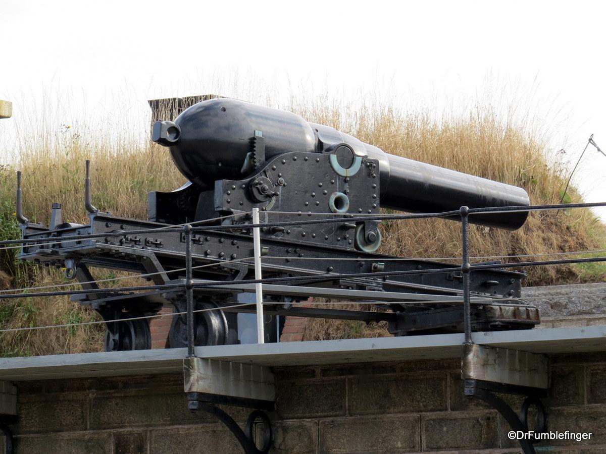 Cannon, Citadel, Halifax