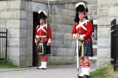 Changing of the Guard at the Citadel, Halifax