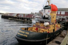 Theodore Too, Halifax's Waterfront