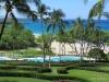 Pool and beach, Hapuna Beach Prince Resort