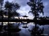 Dusk, Lili'uokalani Park, Hilo