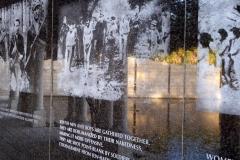 Memorial Wall, Holocaust Memorial of Miami Beach