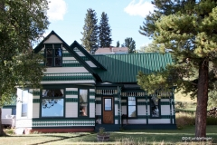 Homes of Leadville, Colorado