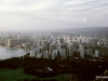 Honolulu viewed from Diamond Head