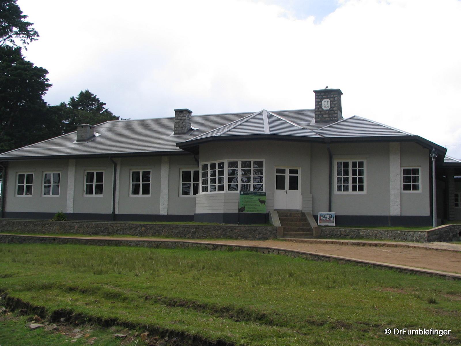 Horton Plains park office