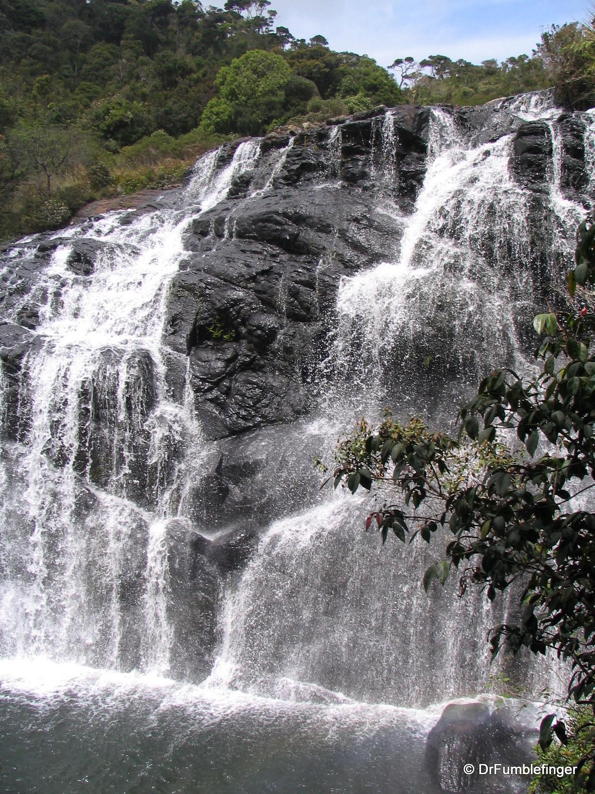 Horton Plains -- Baker's Falls