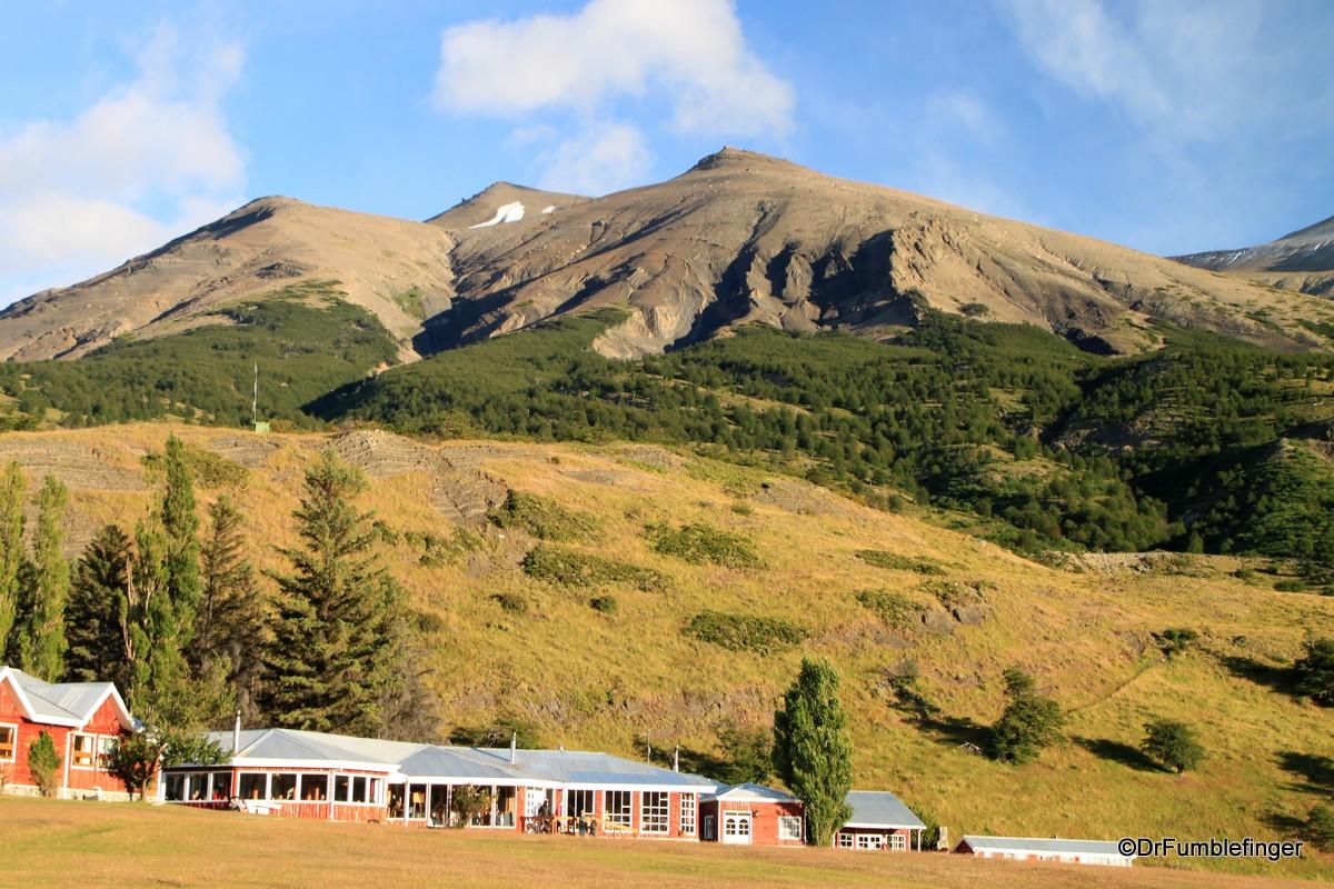 Hotel Las Torres, Torres del Paine