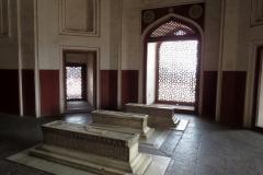 Interior, Humayun's Tomb, Delhi