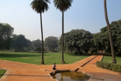 Grounds of Humayun's Tomb, Delhi