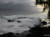 Hurricane Ana approaches Kauai's southern shore