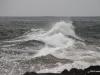 Hurricane Ana approaches Kauai's southern shore, Kekaha