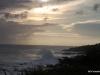 Hurricane Ana approaches Kauai's southern shore, Poipu