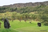 Thingvellir church cemetery, Thingvellir National Park