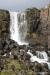 Oxarafoss waterfall, Thingvellir National Park