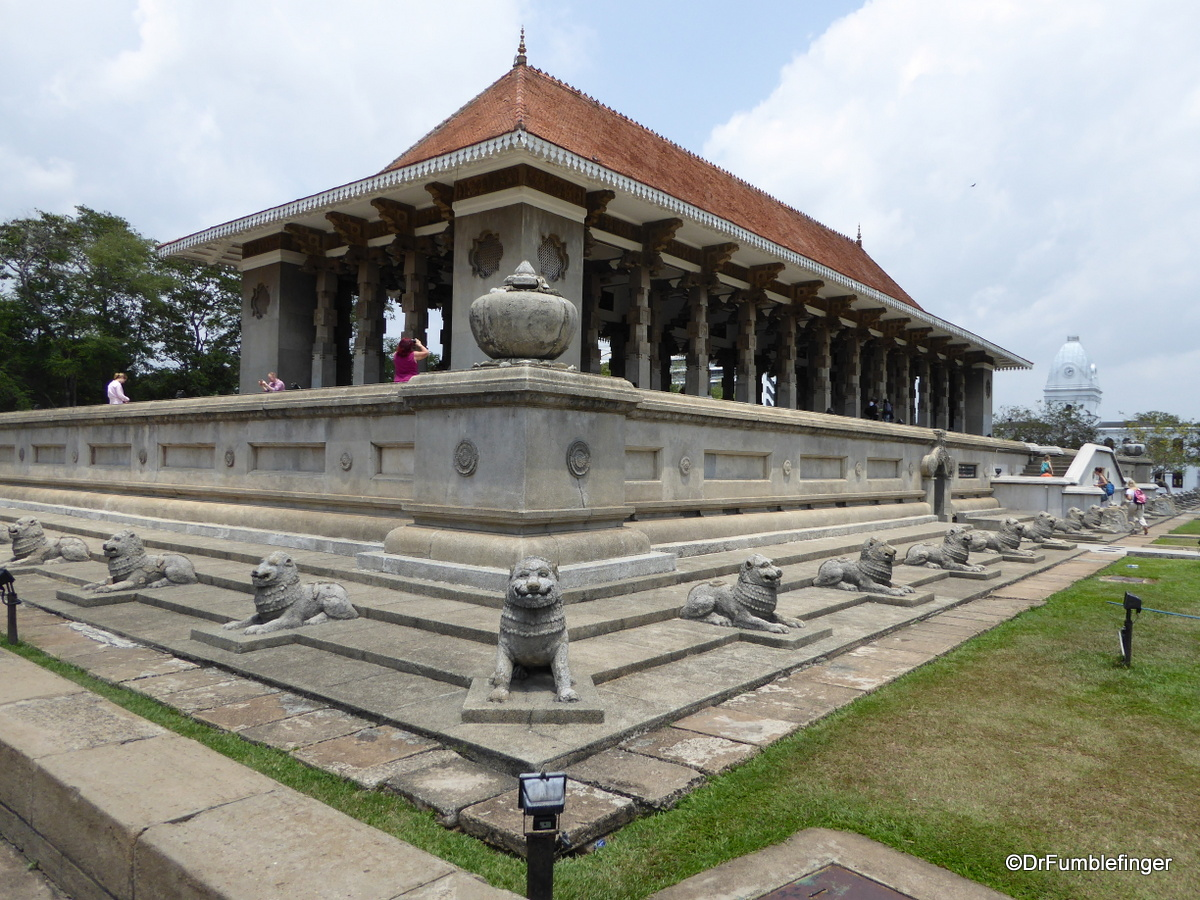 Independence Memorial Hall, Colombo